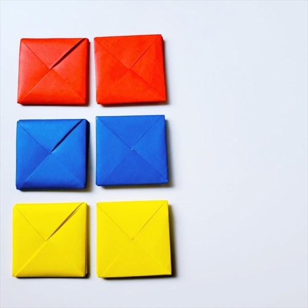 色板「第1の箱」